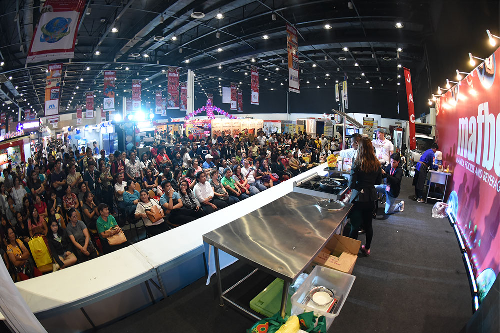 MAFBEX - Manila Food and Beverages Expo
